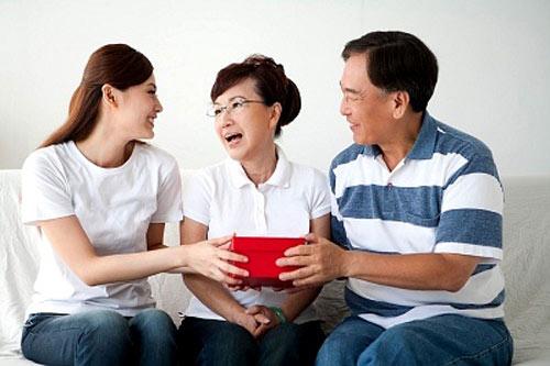 Nhung hươu: quà tặng sức khỏe cho cha mẹ