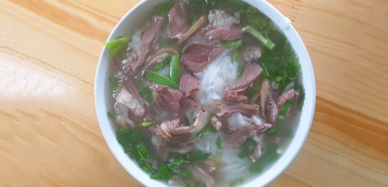 Phở dê Ông Đồng- địa điểm ăn uống lý tưởng khi bạn đến Hương Sơn